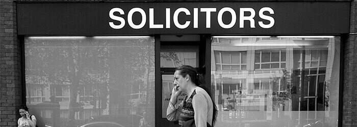 Want to change solicitors