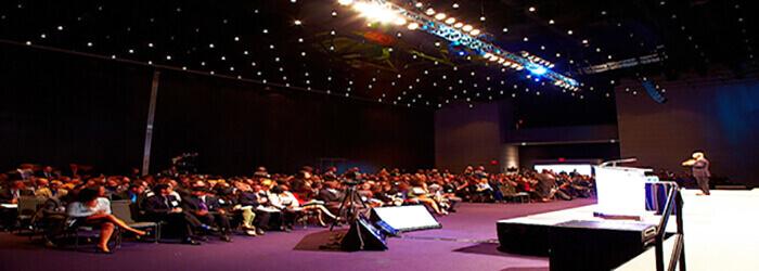 BLB addressing pain conference